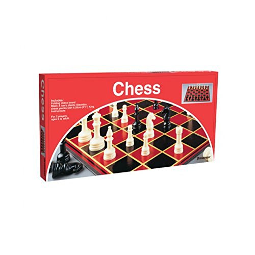 Pressman Toy Chess Set ()