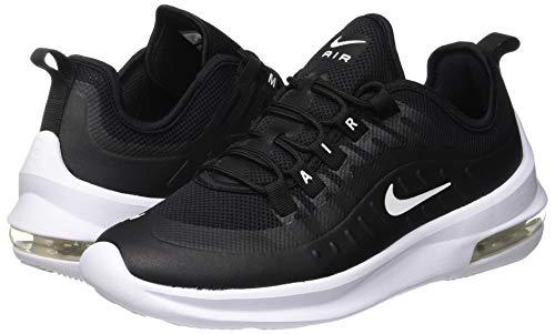 Running Air Wmns 002 Max Axis Negro white Nike Zapatillas black Para De Mujer 6UWRW4A