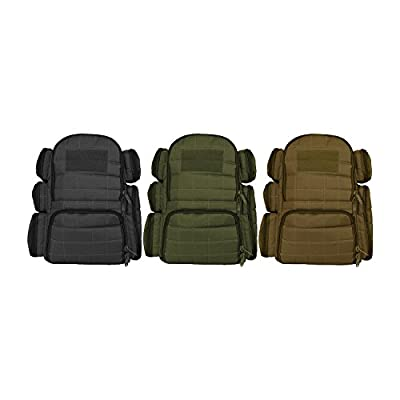 Explorer 18-Inch Tactical Range/Bailout/Heavy Duty Gun Bag, 14 x 10 x 9-Inch