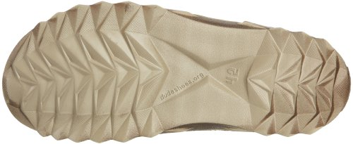 Men's Dude Puchi Stonewashed Chocolate Canvas Shoes wBfSfvxqFz