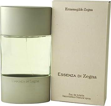 Essenza Di Zegna By Ermenegildo Zegna Parfums For Men. Eau De Toilette Spray 1.6 Ounces