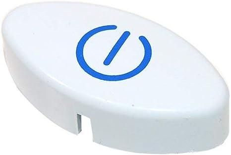 Indesit - Interruptor de botón de encendido/apagado para ...