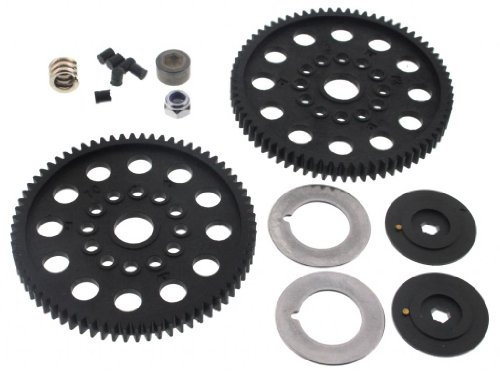 nitro rustler spur gear - 2