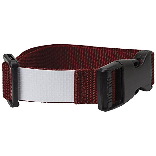 (ADAMS USA Single Latch Laundry Belt, Cardinal, 20-Inch)