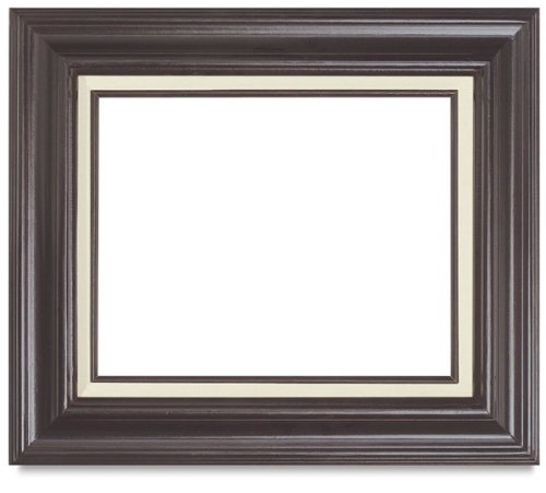 Your Canvas Creations YCC Home Office Wall Décor Open Back Picture Frame, Frame 2 Cherry, Size 16x20