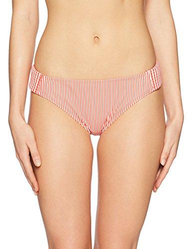 Mae Women's Swimwear First Mate Smocked Bikini Bottom (for A-C cups)