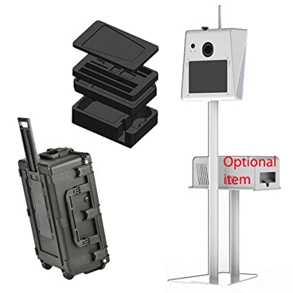 Amazoncom T11 30 Hero Portable Photobooth Shell With Travel Case