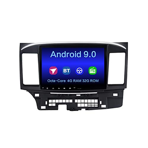 "Dasaita 10.2"" Car Stereo Android 9.0 for Mitsubishi for sale  Delivered anywhere in Canada"