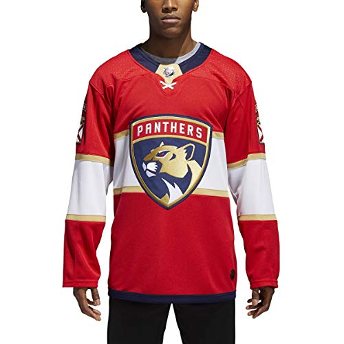 Florida Panthers Adidas NHL Men's Climalite Authentic Team Hockey - Panthers Florida Jersey