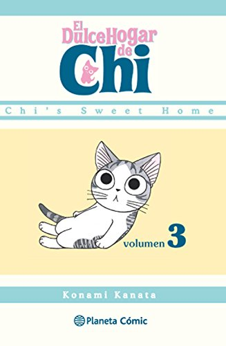 Descargar Libro El Dulce Hogar De Chi Nº 03 Konami Kanata