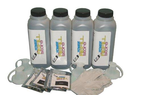 - Toner Refill Store TM 4 Pack Black Toner Refill with chip Lexmark 24015SA 24035SA E230 E232 E234 E240 E330 E332 E340 E342