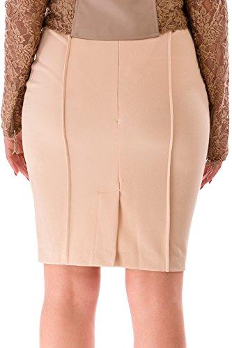 Ça Va Bien Fashion - Falda - para mujer Polished Nude