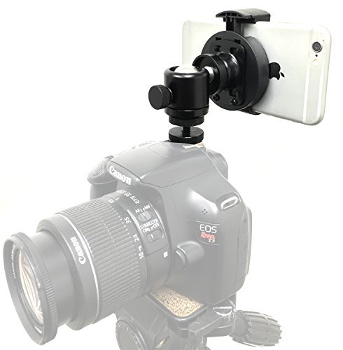 iShot Pro GP5500CM iPhone Universal Smartphone Mount for DSL