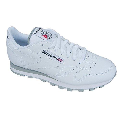 5 Weiß Reebok 29 Classic Größe 44 10 Men Leather UK Euro cm US Weiß 2214 11 rAz4XqyAw