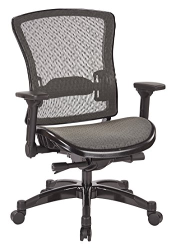 space-seating-317-r22c7kf7-osp-executive-breathable-mesh-back-chair-gunmetal