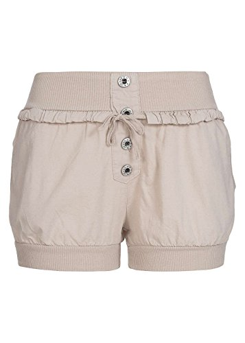 Pantaloncini Beige Donna violet Shorts Fashion HqBRwq475x