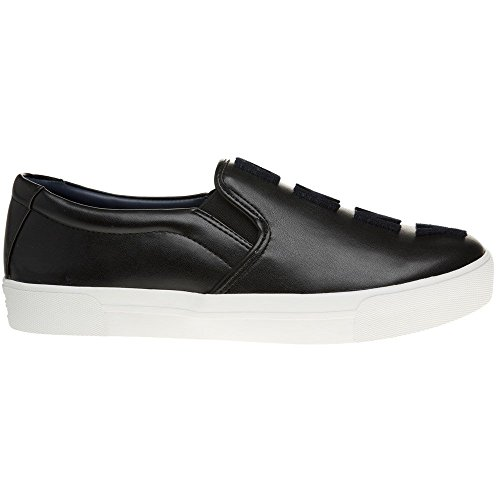 Sneakers Donna Grafica Dkny Bess Nere
