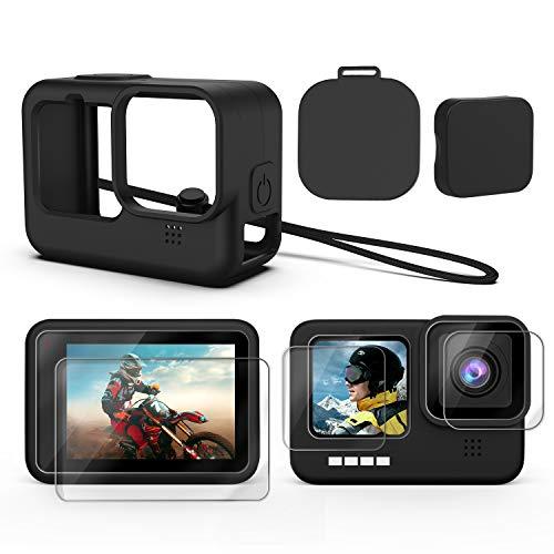Kit de accesorios Deyard para GoPro Hero 9 silicona