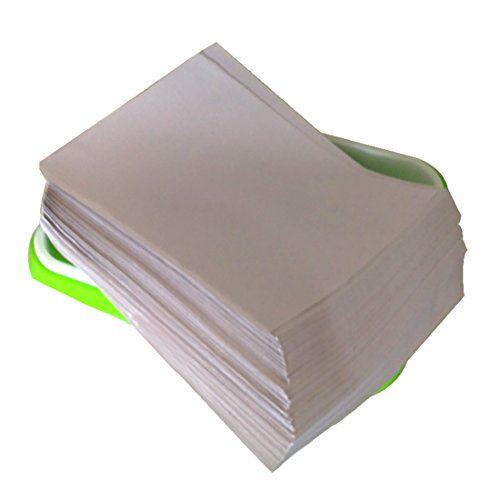 $15.99 Yamix 150Pcs Seed Sprouter Vegetable Planting Paper Germinating Paper, Use for Plant Germination Tray (Tray Size:13.39″x9.84″) 2019