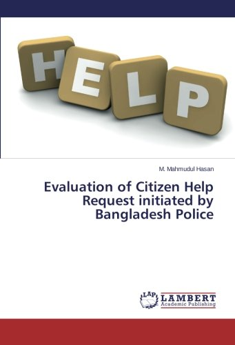 Evaluation of Citizen Help Request initiated by Bangladesh Police pdf