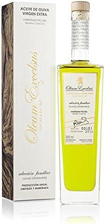 Aceite de Oliva Virgen Extra. Aove Oleum Excelsus 500 Ml ...