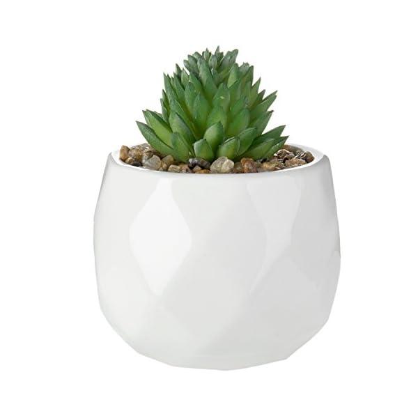MyGift-Assorted-Realistic-Succulent-Plants-in-Modern-Geometric-Ceramic-Pots-Set-of-4