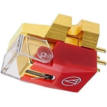 Amazon.com: Audio-Technica vm740ml Microline Nude Tocadiscos ...