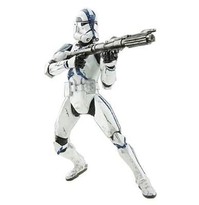Hasbro Star Wars Titanium Series Die Cast: Clone Trooper
