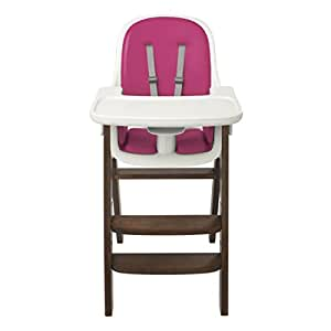 Amazon Com Oxo Tot Sprout High Chair Pink Walnut