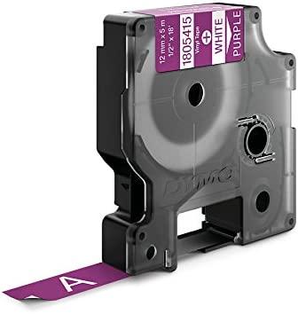 DYMO 1805415 cinta para impresora de etiquetas - Cintas para impresoras de etiquetas (Vinilo, Caja, Bélgica)