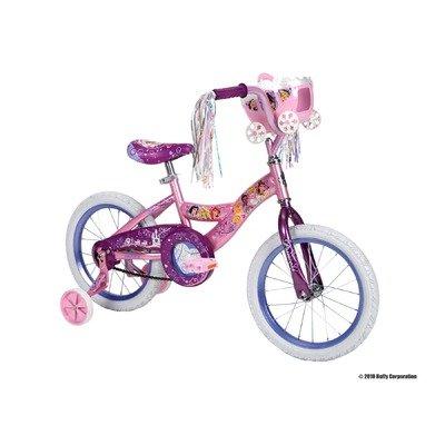Huffy Disney Princess Bike Shimmer Pinkglitter Grape Medium16-inch from Huffy