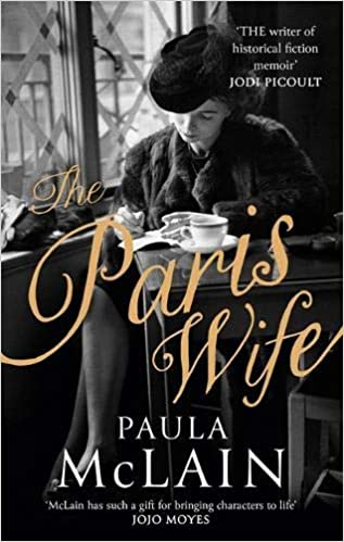 Image result for The Paris Wife by Paula McLain