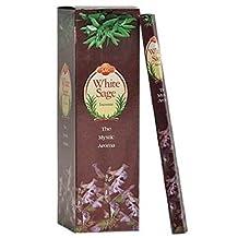 JBJ Sac White Sage Incense, 120-Sticks