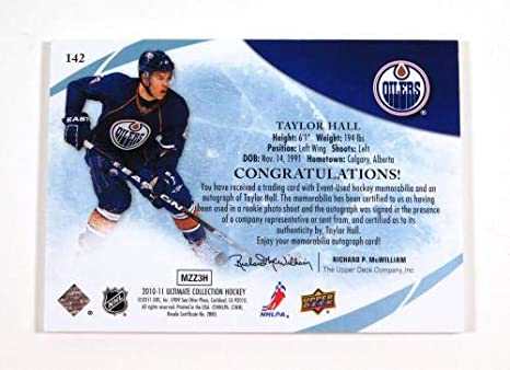 Amazoncom 2010 11 Ultimate Collection Taylor Hall Ultimate
