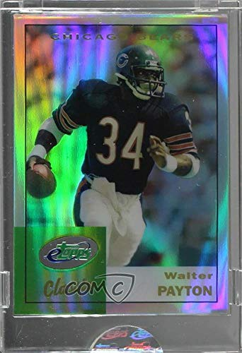Walter Payton Ungraded Manufacturer Uncirculated (Football Card) 2003 eTopps Classic - [Base] #ETC25