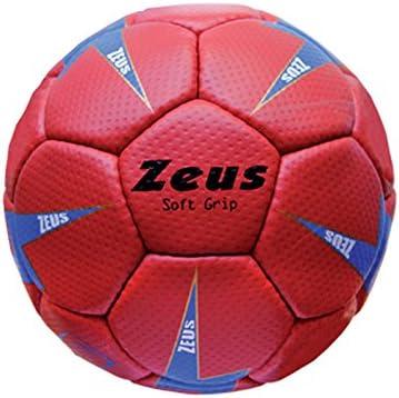 Zeus Handball Eko Pelota De Balonmano Roja Pegashop (3): Amazon.es ...