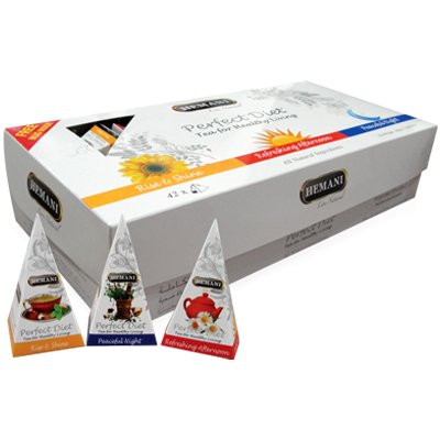 Hemani Perfect Diet Tea Box - 42 Pack