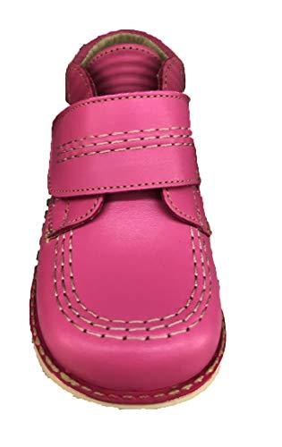 Skin 100 Mod Kickers Aladino Boot Rosa 490 BZzwSS