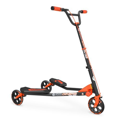Yvolution Fliker Carver Drifting Scooter product image