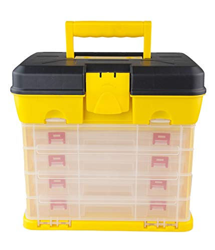 Storehouse Toolbox Organizer | 4 Drawers