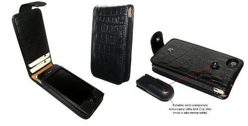 Piel Frama Crocodile Leather Case for iPhone 4 / 4S