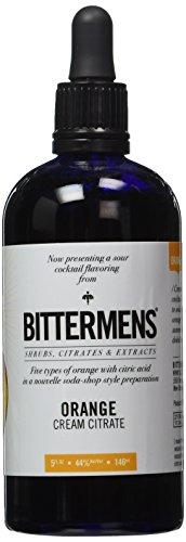 Bittermens Orange Cream Citrate, 5 Ounce