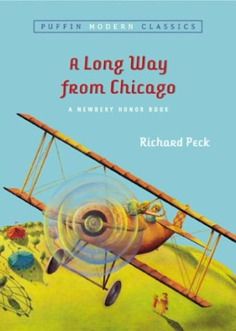 A Long Way From Chicago (Puffin Modern Classics)