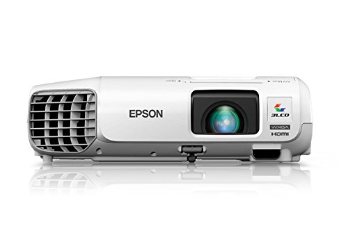 Epson V11H690020 High Definition LCD Projector, PowerLite W29