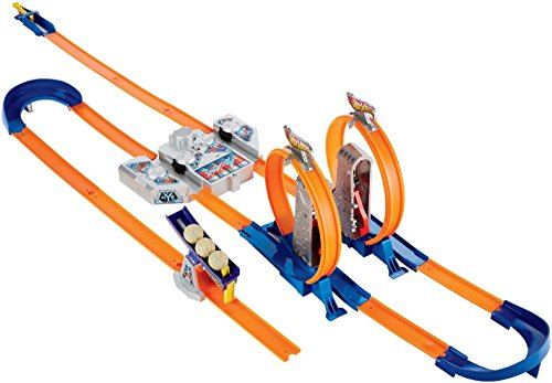 Hot Wheels Track Builder Takeover product image