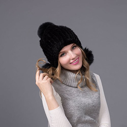 M 56-58cm Violet Wuyulunbi@ Chapeaux tricotés en Hiver Chapeaux et Casquettes