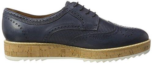 23706 de NAVY Tamaris Vestir Zapatos para Mujer Azul 805 zqpUWw6