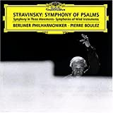 Igor Stravinsky: Psalmen-Sinfonie/Sinfonie Für Bläser