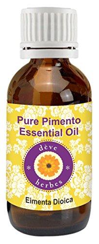 Pure Pimento Essential Oil 10ml - Turnera Dioica