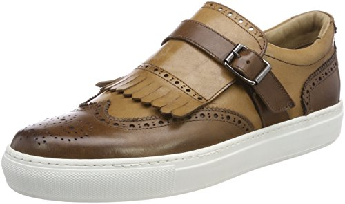best online Calpierre Men's 416-z Trainers Brown (Caffe/Sella Caffe/Sella) Manchester cheap online sale online cheap free shipping very cheap shop offer cheap online 6yCUos